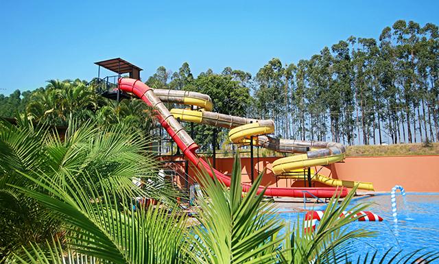 Blue Tree Park Lins Resort (SP) registra 85% de ocupação média em julho