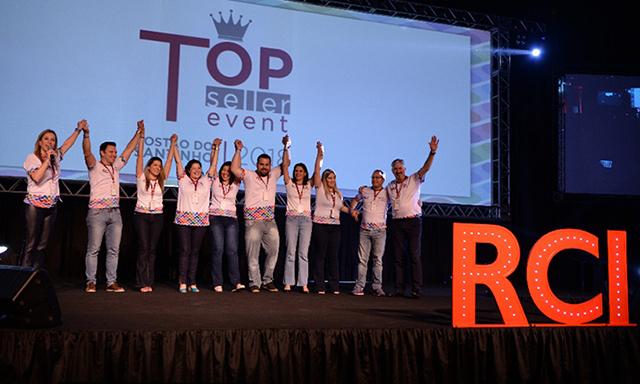 RCI Brasil abre inscrições para o Top Seller Event 2019