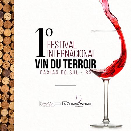Blue Tree Towers Caxias do Sul (RS) recebe 1º Festival Internacional Vin Du Terroir
