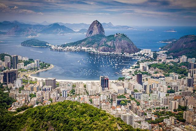 Férias de julho aquecem a ocupação hoteleira no Rio de Janeiro