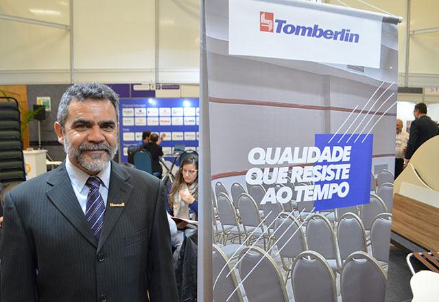 Tomberlin participa do 32º Encatho & Exprotel