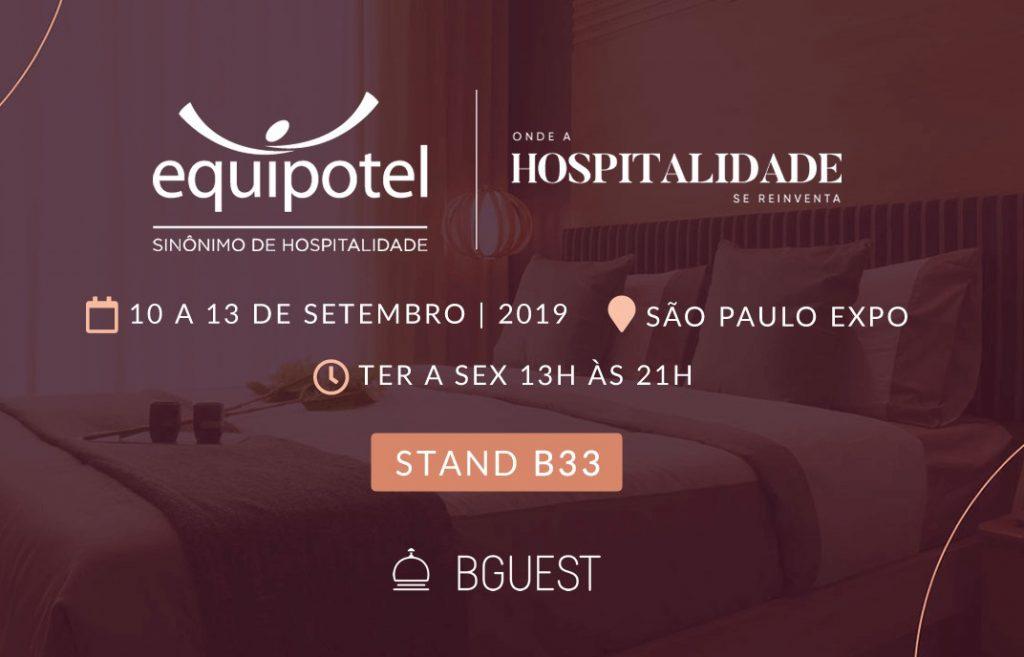 B-Guest mostrará soluções inovadoras para hotelaria na Equipotel