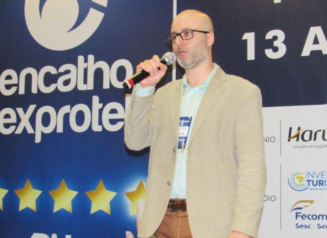 32º Encatho & Exprotel teve palestra sobre linhas de crédito para a hotelaria