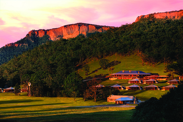 Resort One & Only na Austrália ganha prêmio de ação sustentável