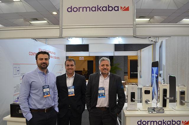 Dormakaba apresenta soluções de controle de acesso no 32º Encatho & Exprotel