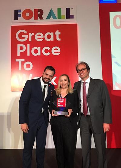 Atlantica Hotels integra ranking das melhores empresas para trabalhar