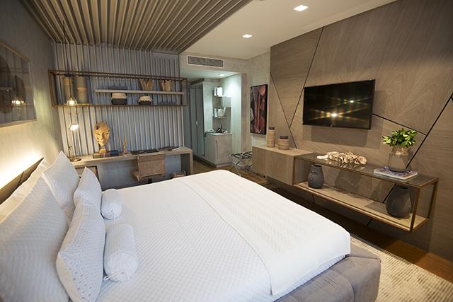 Grand Mercure Vila Olímpia (SP) apresenta quartos remodelados por Jóia Bergamo