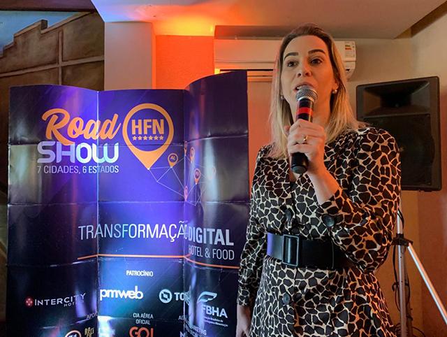 RoadShow HFN impactou mais de 950 profissionais de sete cidades nordestinas