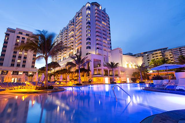 Loews Miami Beach é eleito um dos 20 melhores hotéis pela Condé Nast Traveler