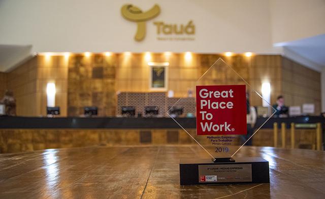 Tauá Resort & Convention Caeté (MG) é premiado no Great Place to Work 2019