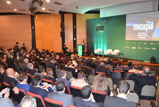 14ª edição do ADIT Invest começa com clima otimista em São Paulo