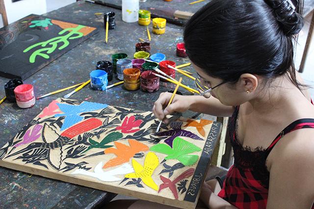 Ramada Suítes Recife apresenta aos visitantes obras do artista J.Borges