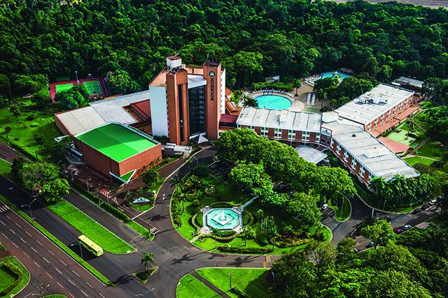 Bourbon Cataratas do Iguaçu lança 1ª área de eventos integrada à natureza