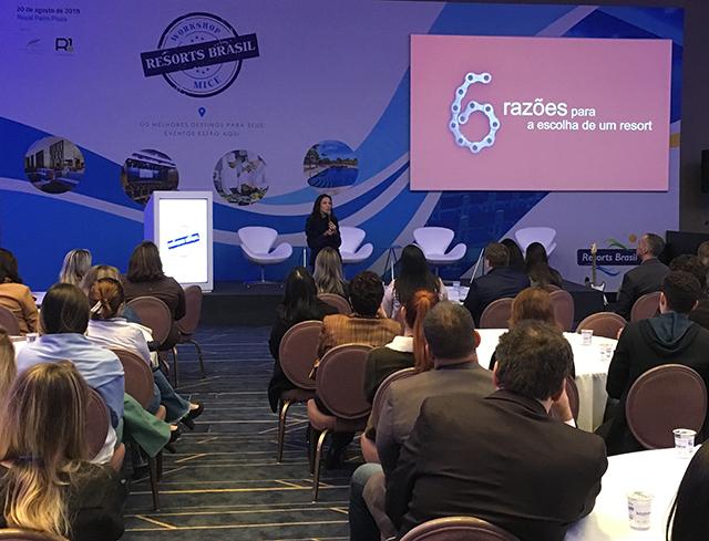 Resorts Brasil realizou Workshop MICE em Campinas (SP)