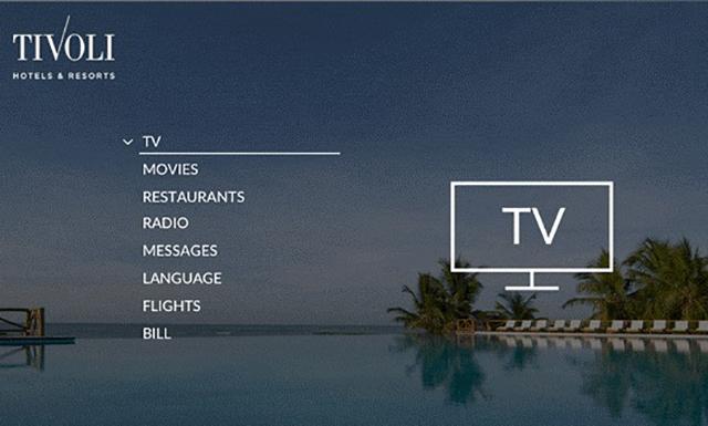 Tivoli Ecoresort Praia do Forte (BA) moderniza solução de TV e Internet