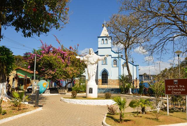 Trem turístico de Brumadinho (MG) pretende retomar crescimento na região