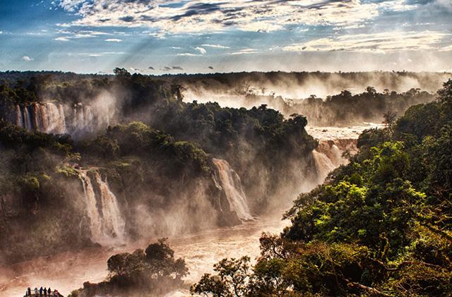 Foz do Iguaçu (PR) registra recorde de visitação em julho