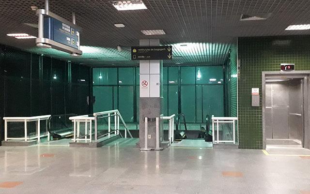 Área de embarque do Salvador Bahia Airport começa obras de ampliação