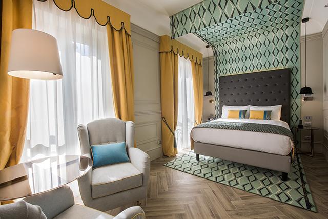 Hotel Indigo Corso Monforte é inaugurado em Milão, na Itália