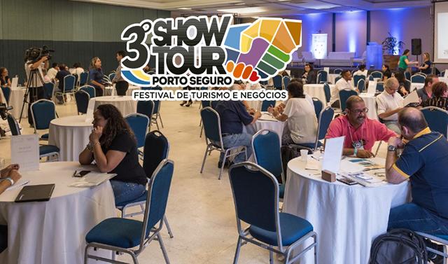 3ª edição do Show Tour Porto Seguro (BA) movimenta mercado de turismo e negócios