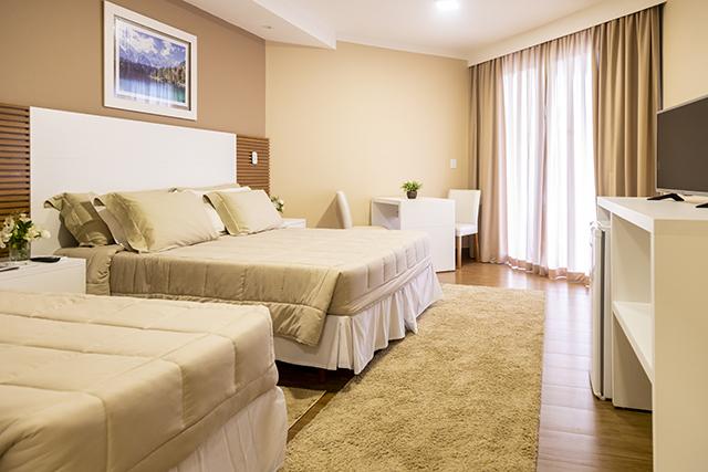 Vale Suíço Resort (MG) investiu R$ 10 milhões em obras de ampliação
