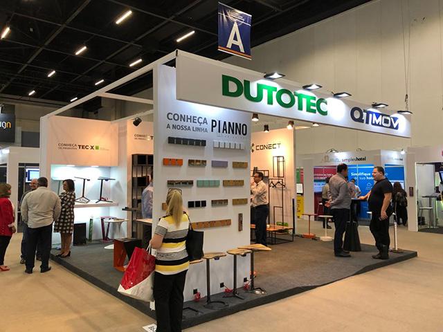 Dutotec lança novidades na Equipotel 2019