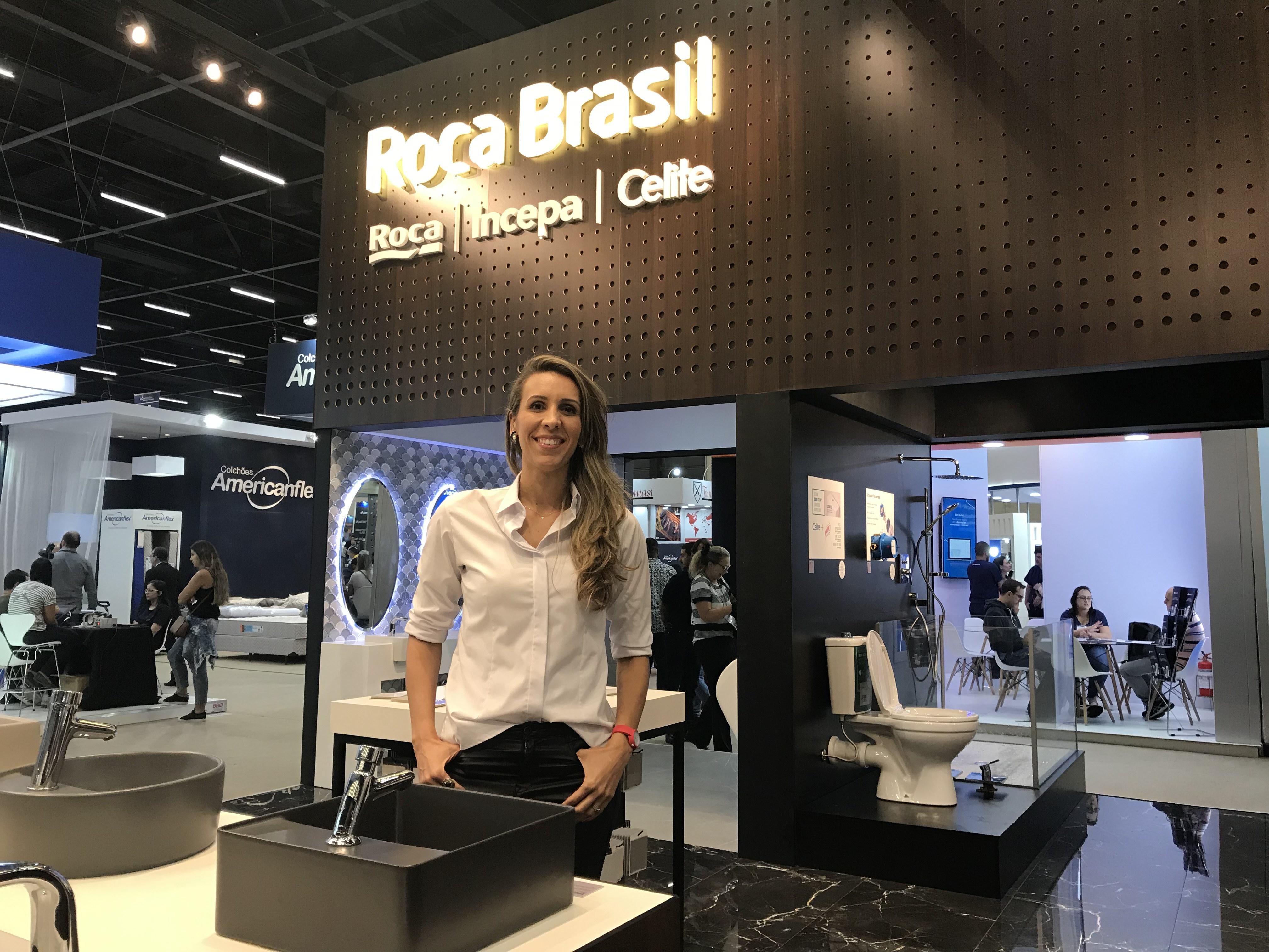 Roca Brasil aposta em Cuba premiada internacionalmente para 57ª Equipotel