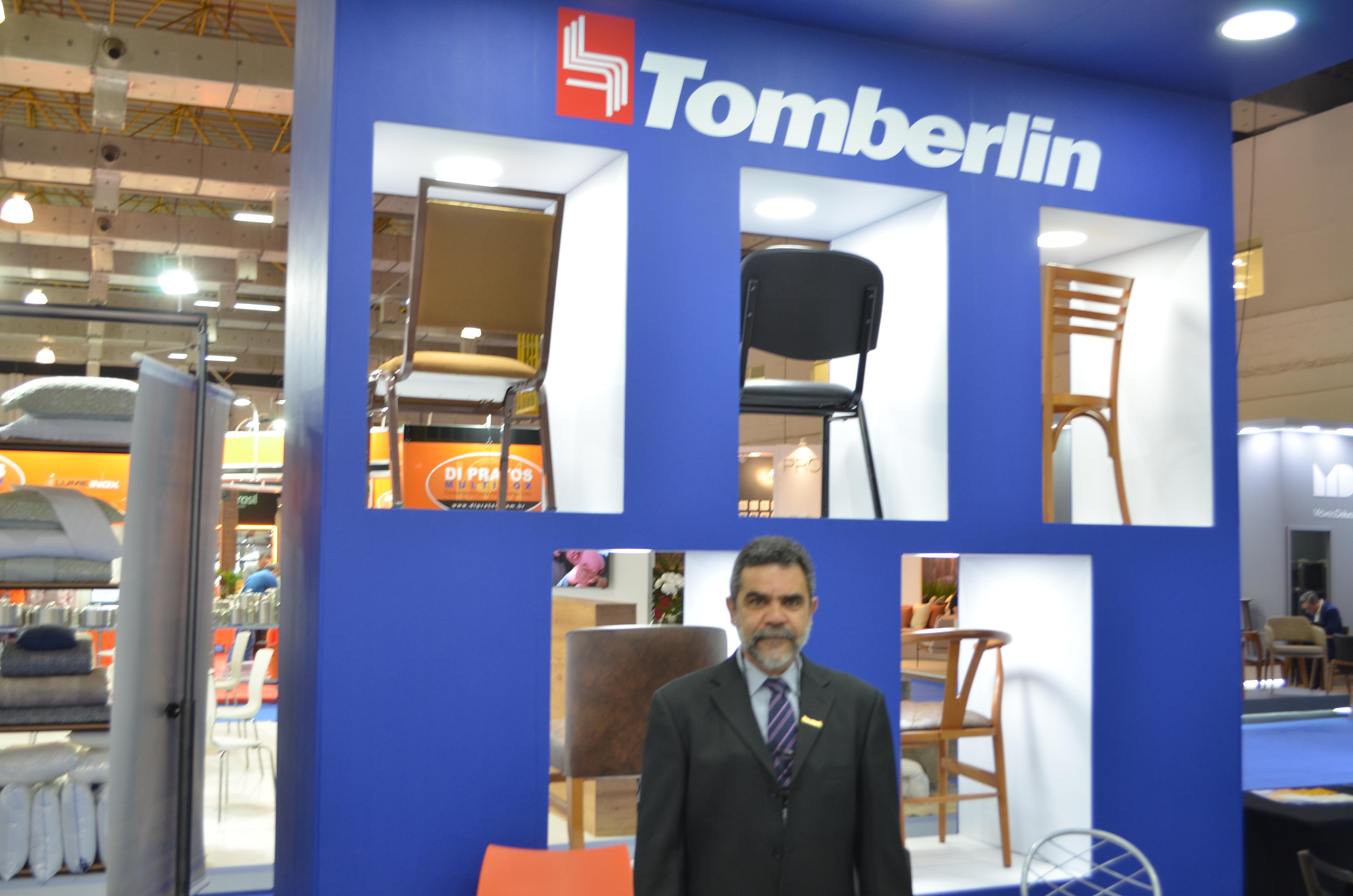 Tomberlin participa da primeira edição do Hospitality