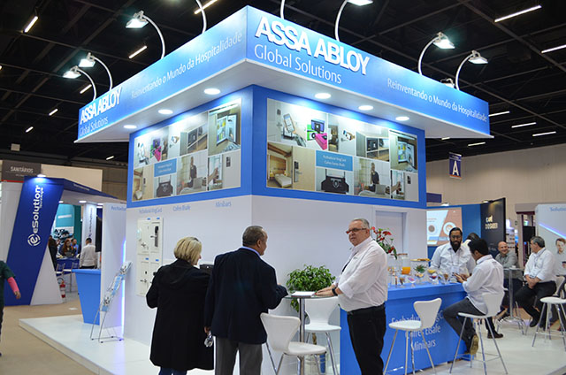 Assa Abloy Global Solutions lança crachá antipânico na Equipotel 2019