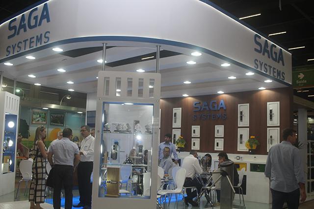 Saga Systems apresenta produtos inovadores na Equipotel 2019