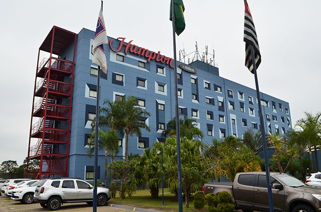 Hotelaria Brasil apresenta primeiro Hampton by Hilton do País
