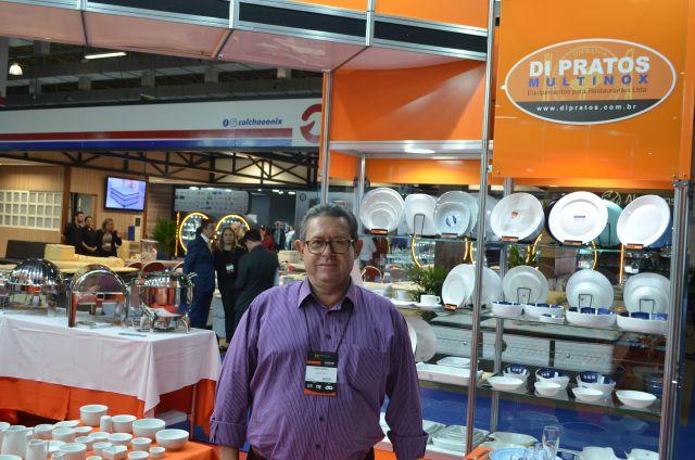 Di Pratos lança linha de pratos e refratários na Hospitality Business Fair