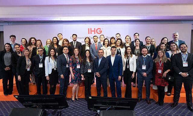 IHG Commercial Exchange reuniu mais de 150 convidados em São Paulo