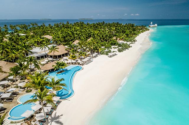 IHG inaugura o resort de luxo InterContinental Maldivas