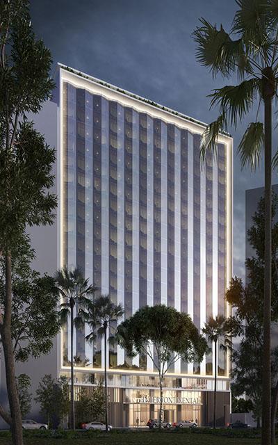 IHG lança duas unidades hoteleiras em Lima no Peru