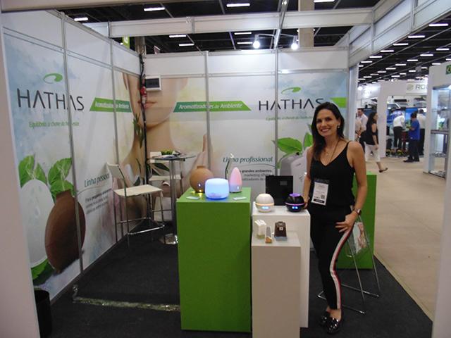 Hathas lança linha profissional de aromatizadores de ambiente