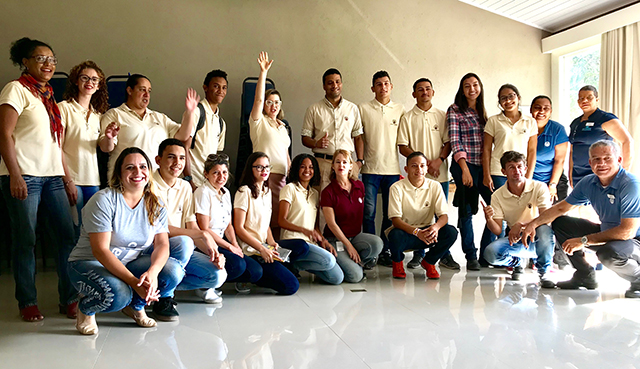 La Torre Resort (BA) recebe nova turma de jovens aprendizes