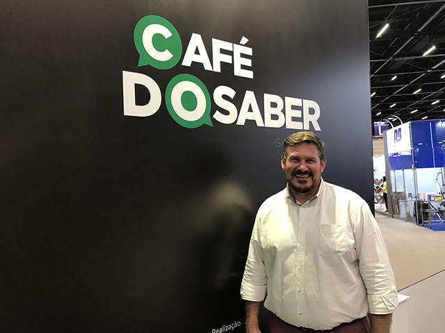 Café do Saber recebe palestra sobre experiências A&B na hotelaria
