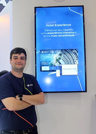Vega IT mostra suas novidades Digital Signage e a TV interativa