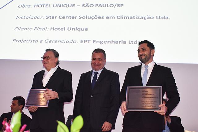 Hotel Unique recebe prêmio por projeto de sustentabilidade