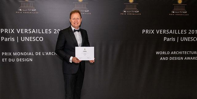 Conceito Plaza nos hotéis ibis é um dos vencedores do Prix Versailles 2019