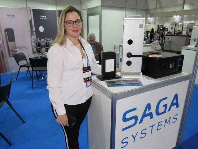 Saga Systems participa da 1ª Hospitality Business Fair em São Paulo