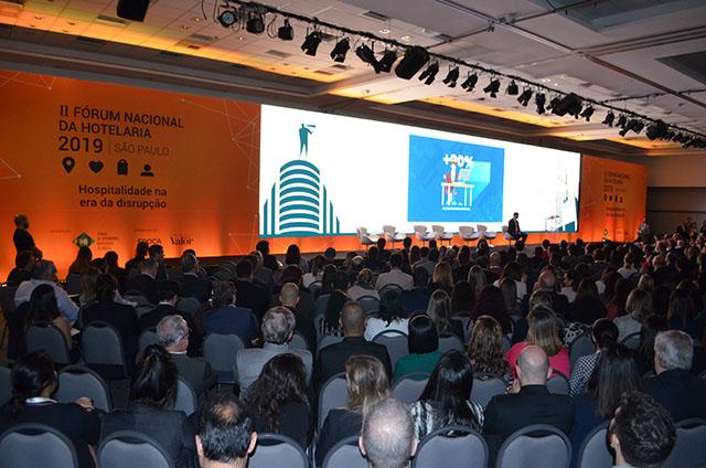 II Fórum Nacional da Hotelaria tem início na capital paulista