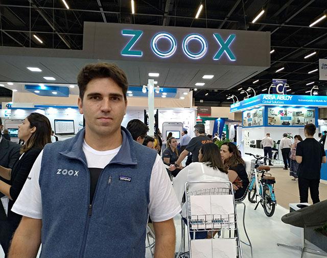 Zoox recebe 350% a mais em investimentos e foca em soluções de inteligência e dados para o mercado