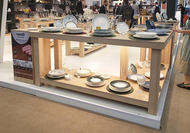 Porcelanas especiais premiadas são destaque na Schipper