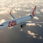 Gol ampliou malha de voos no mês de julho