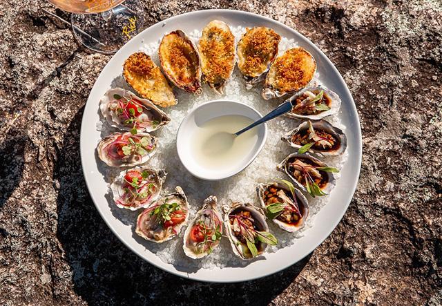 Ponta dos Ganchos (SC) celebra o mês das ostras em setembro