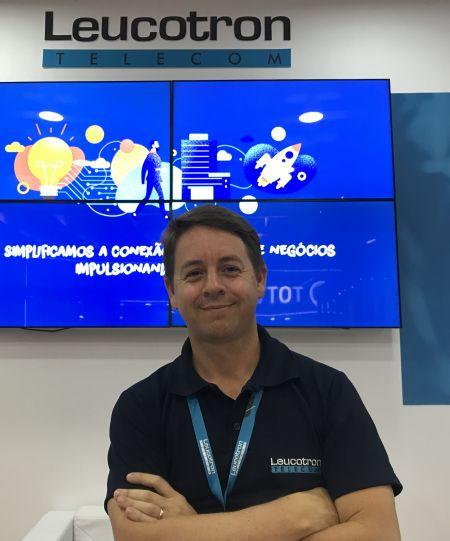 Leucotron traz software inovador de comunicação para 57ª Equipotel