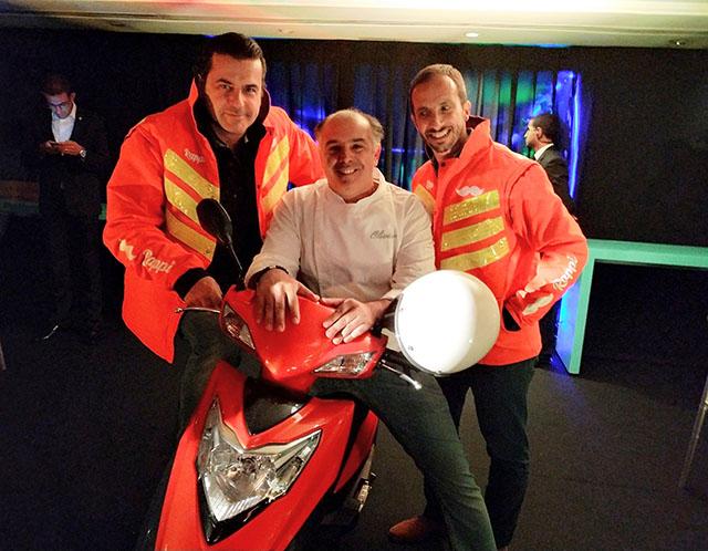 Tivoli Mofarrej faz parceria com Chef Olivier da Costa em delivery gastronômico
