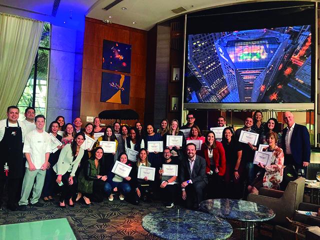 Hilton realiza treinamento exclusivo para planejadores de eventos